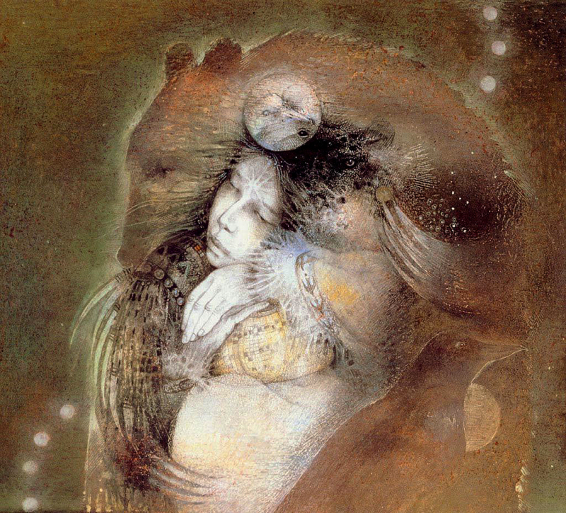 Dream Basket by Susan Seddon Boulet