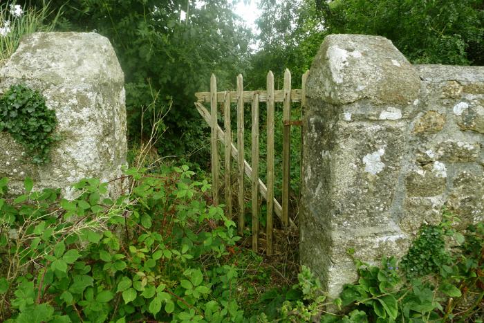 Devon gate
