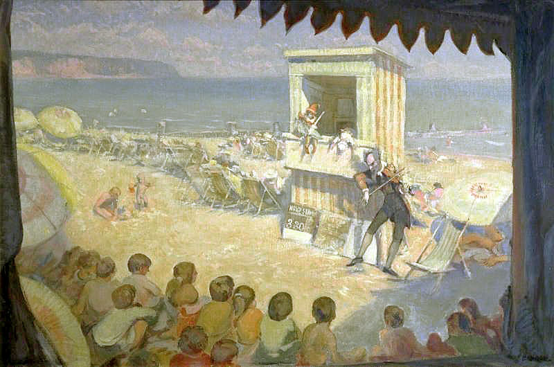 Punch & Judy by Percivall Arthur Wise