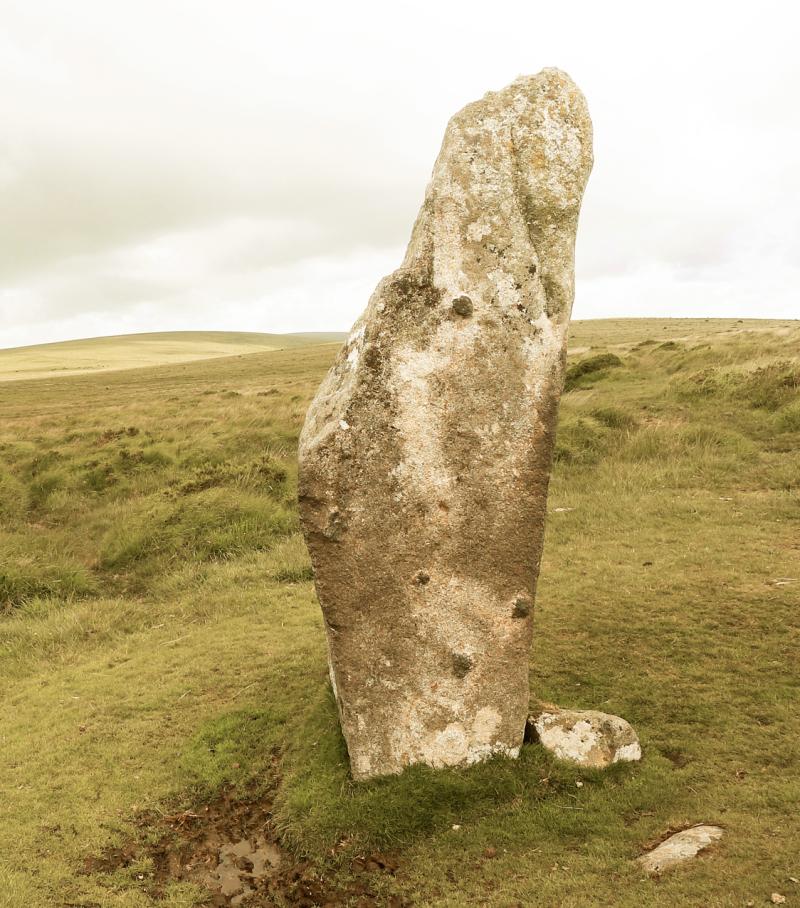King Stone  Scorhill