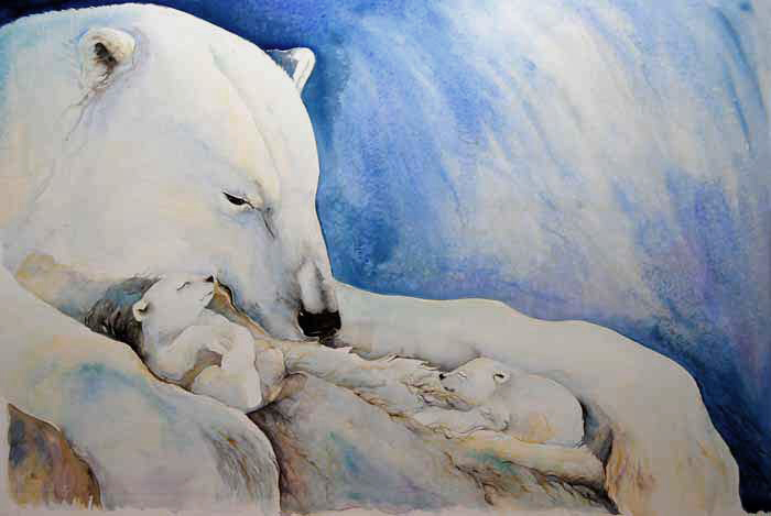 Bear Mother by Jackie Morris