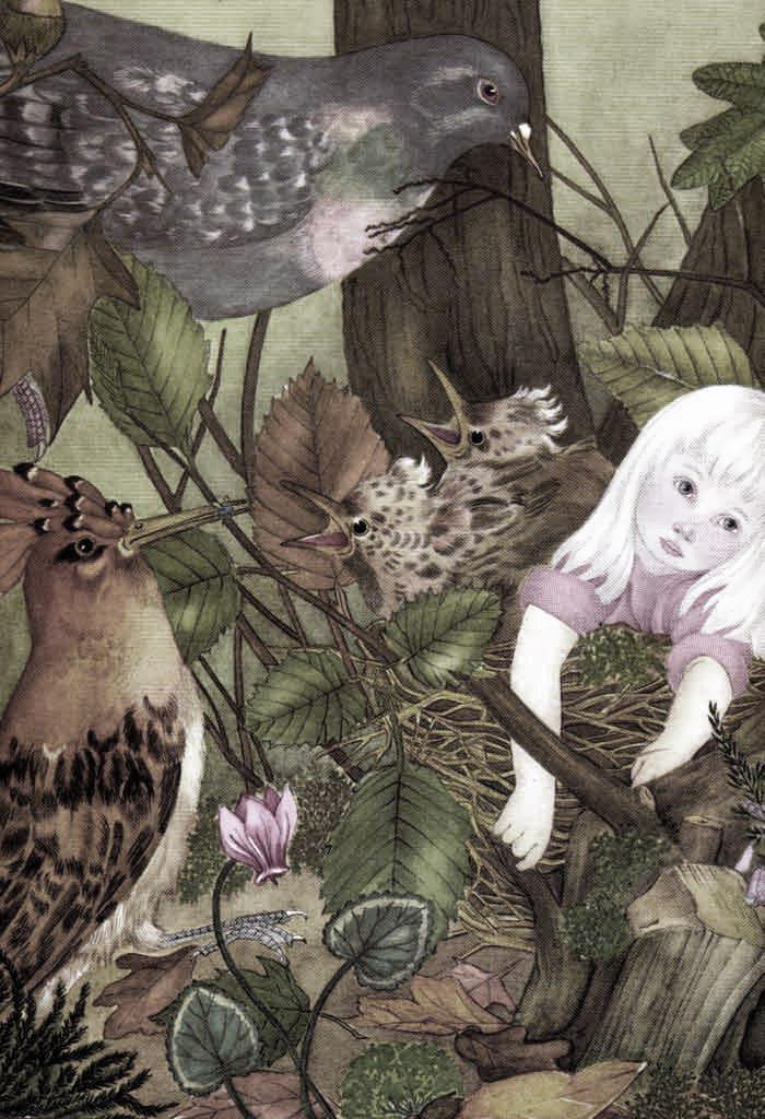 Thumbelina by Adrienne Segur