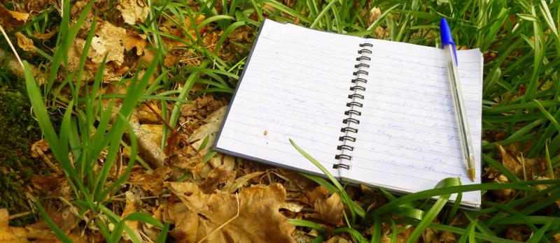 Writing in silence