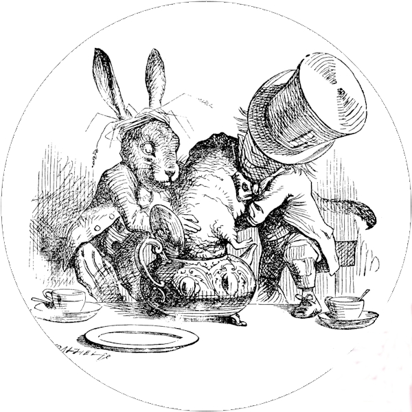 The March Hareby John Tenniel