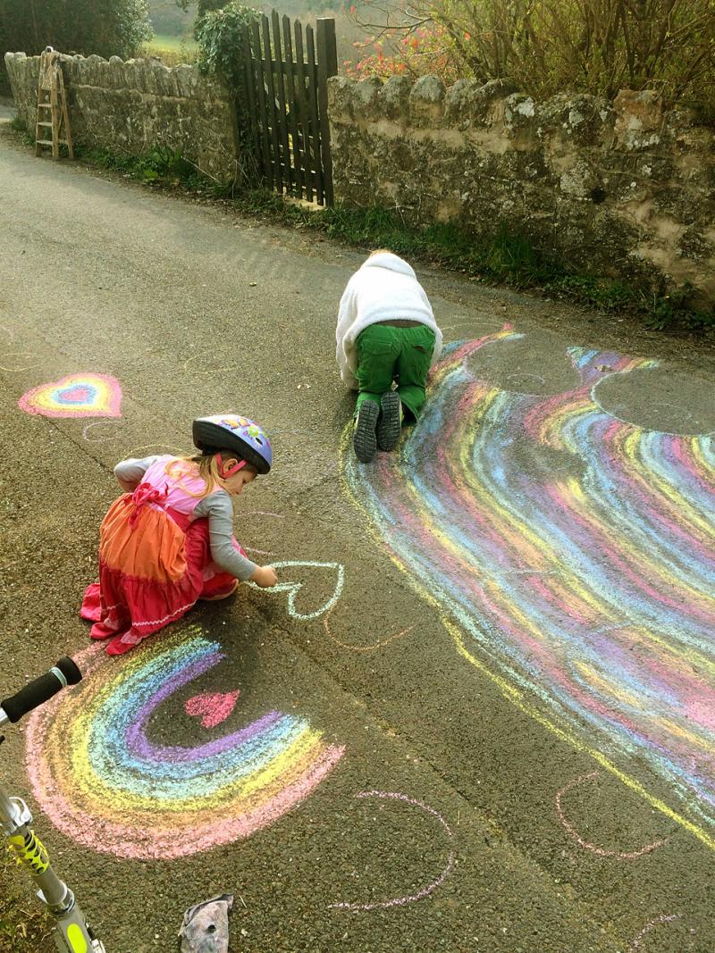 Chagford rainbow 1