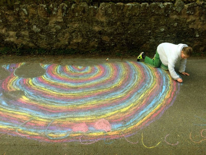 Chagford rainbow 2