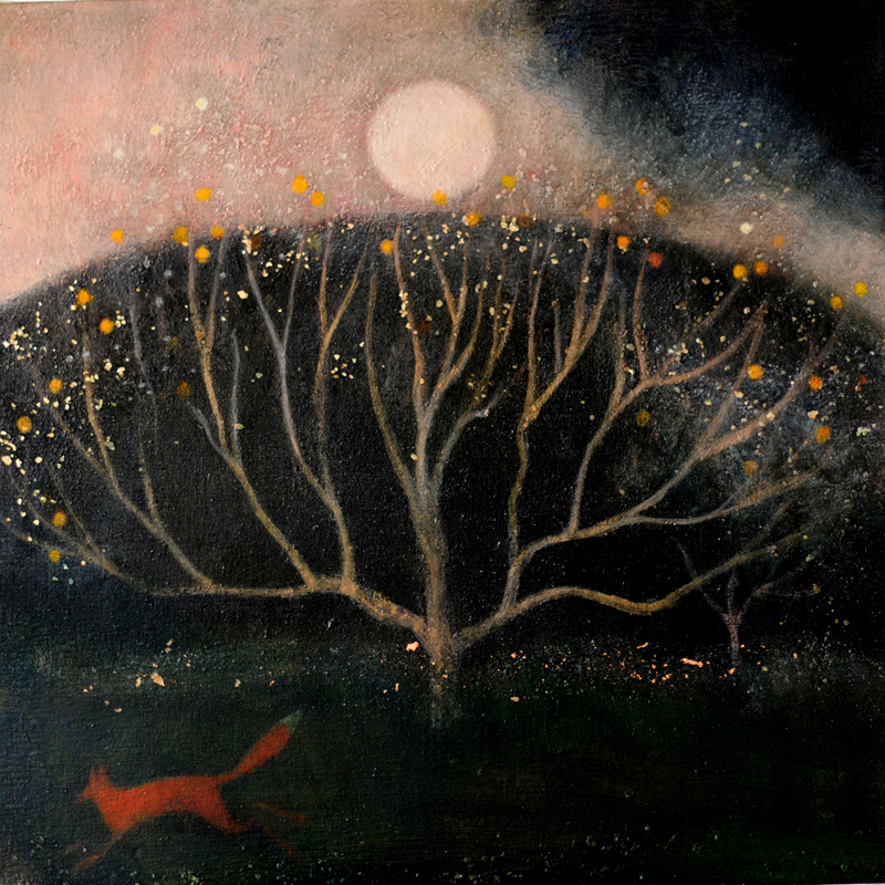 The Dark Orchard by Catherine Hyde