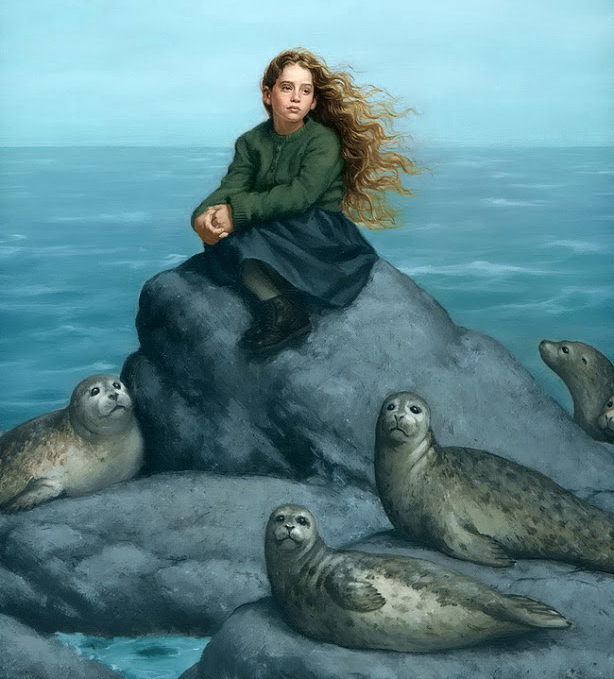 Daughter of the Sea by Tristan Elwell