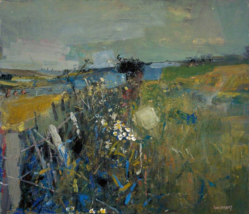 July Fields by Joan Eardley