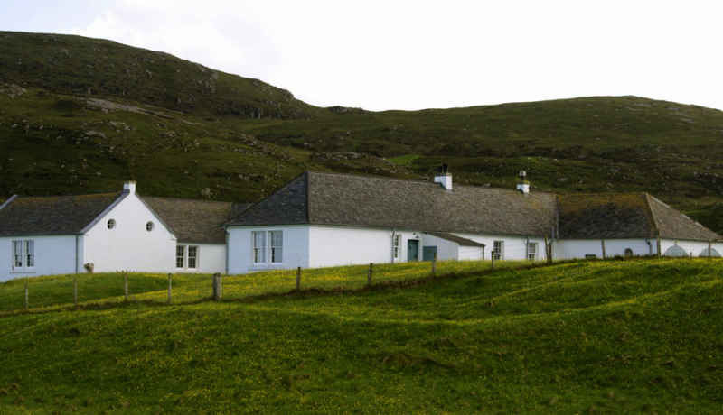 Compton Mackenzie's home of the Isle of Barra