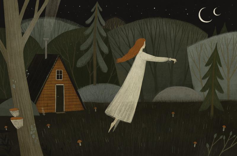 Somnabulist's Tale by Alexandra Dvornikova