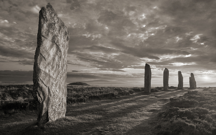 The Ring of Brodgar  Orkney (Getty photograph)