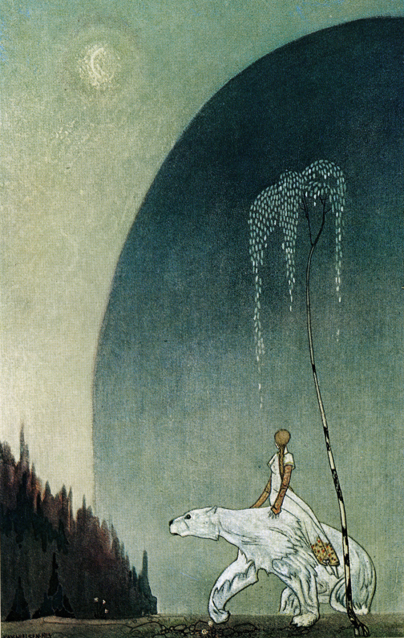 East of the Sun  West of the Moon by Kay Nielsen