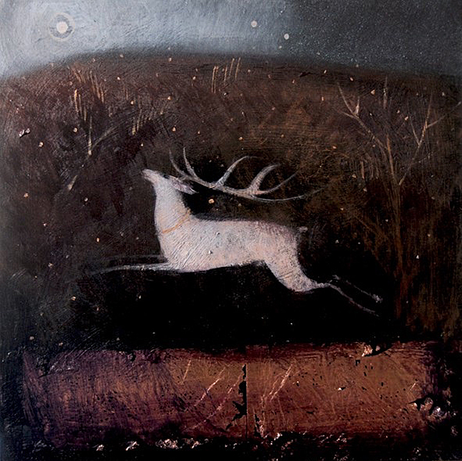 The Spaces Between Words by Catherine Hyde