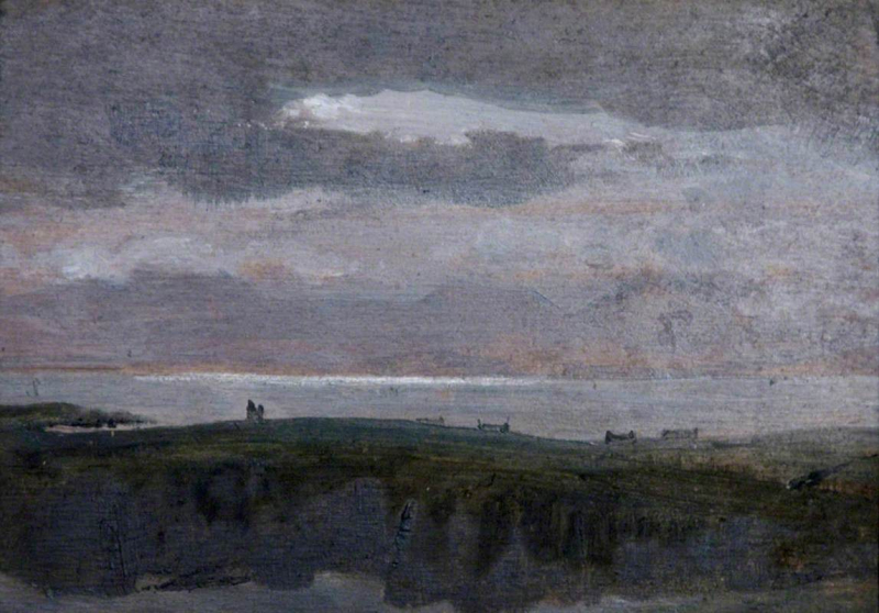 Midnight at Tory Island