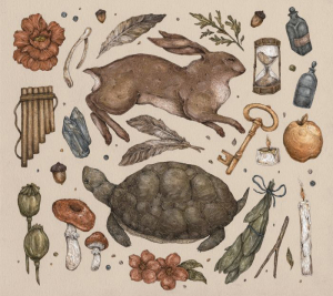 Taproot illustration by Jessica Roux