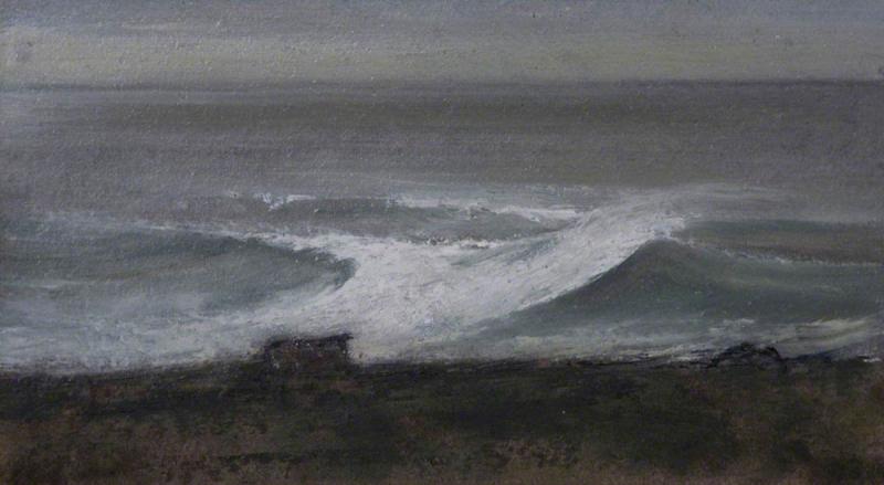 The Quiet Wave by Derek Hill