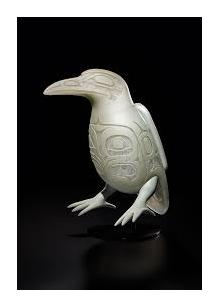 Raven by Preston Singletary