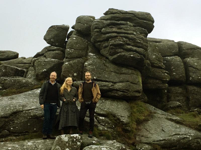 Modern Fairies on Dartmoor