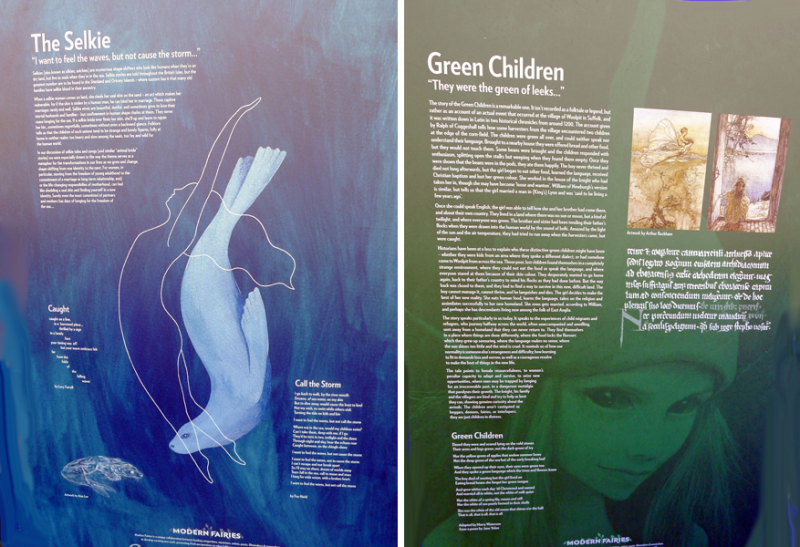 The Selkie and The Green Children
