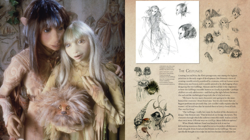 The Dark Crystal television series