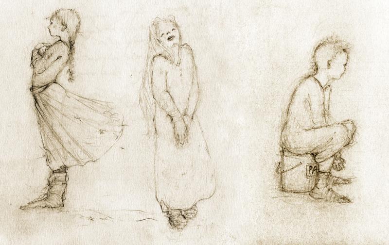 More Little People by Terri Windling