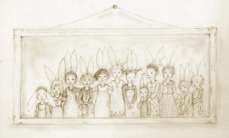 Bunny Sisters by Terri Windling