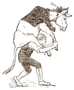 Illustration by John D Batten