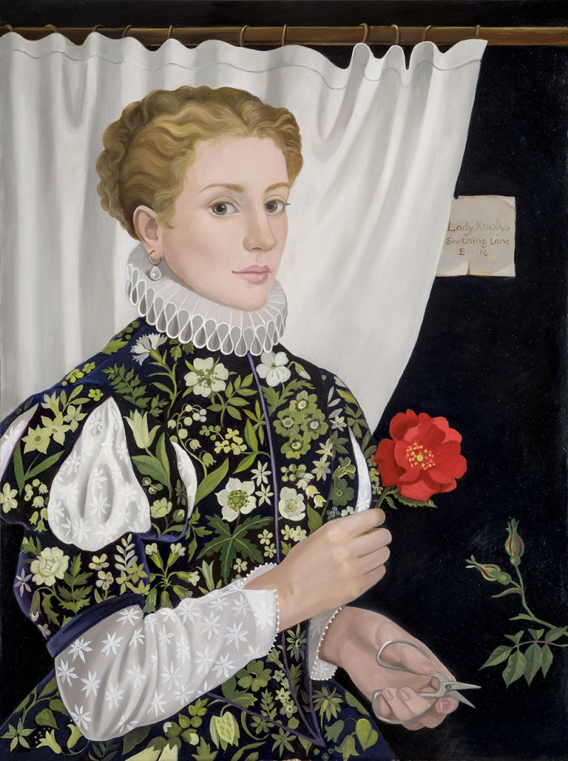 The Rose of Seething Lane by Lizzie Riches