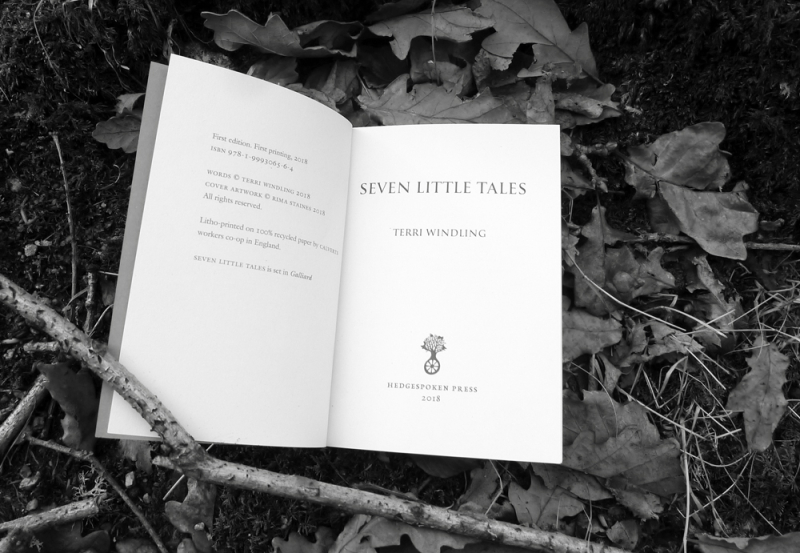 Seven Little Tales from Hedgespoken Press