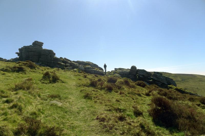 Howard on Dartmoor