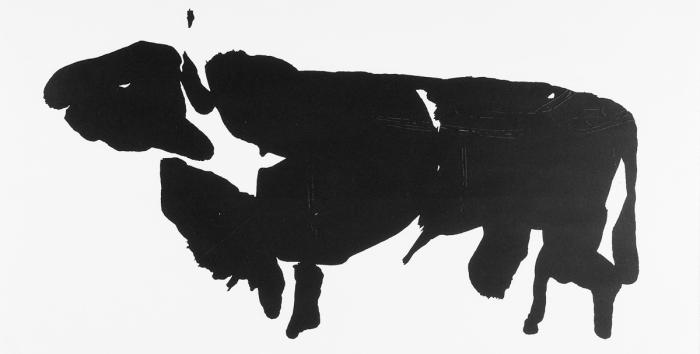 The Táin - Bull of Cuailnge by Louis le Borcquy