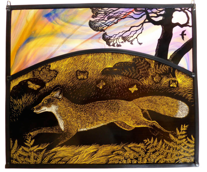Golden Fox by Tamsin Abbott