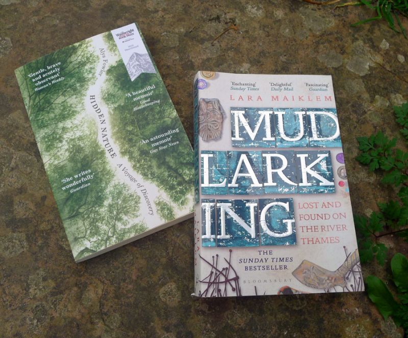 Hidden Nature and Mudlarking