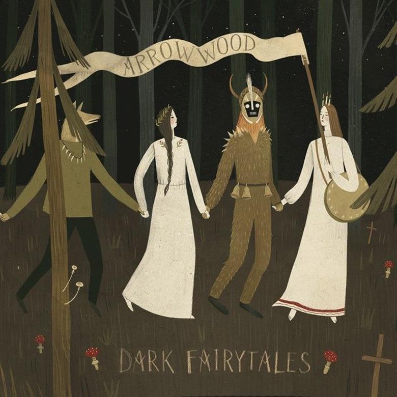 Dark Fairy Tales by Alexandra Dvornikova