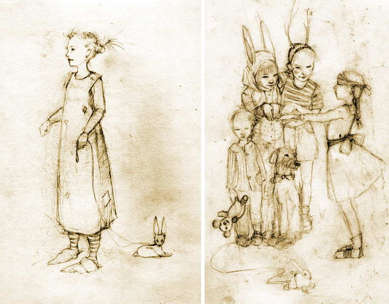 Some Little People by Terri Windling