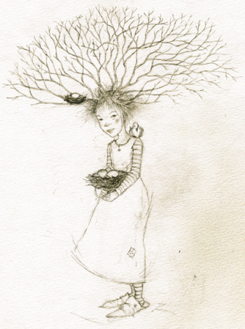 Tree Child by Terri Windling