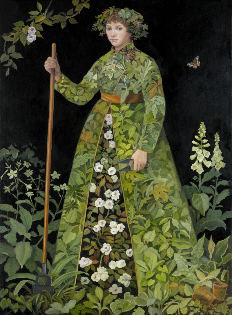 The Gardener's Assistant by Lizzie Riches