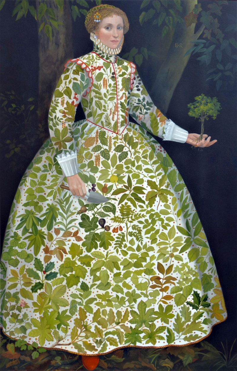 Silvanus - Past Present Future by Lizzie Riches