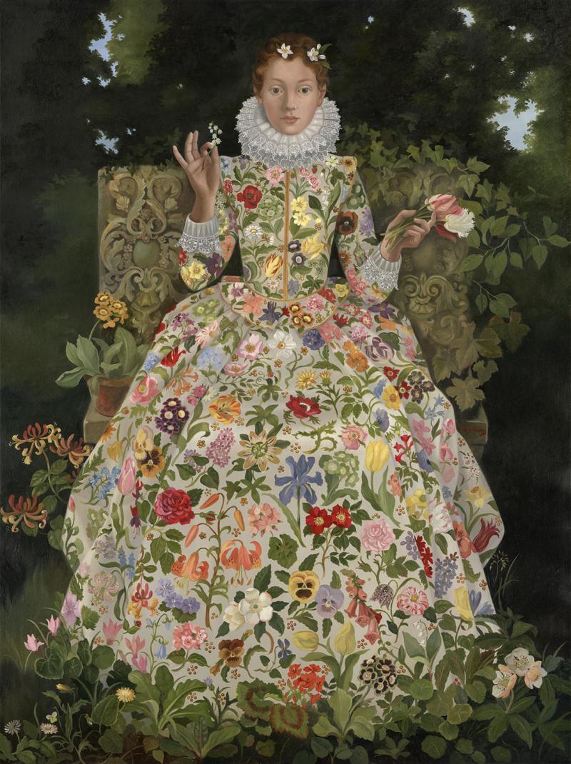 Flora by Lizzie Riches