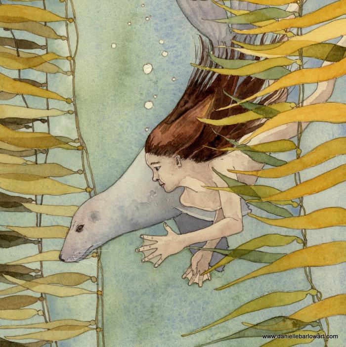 Selkie by Danielle Barlow