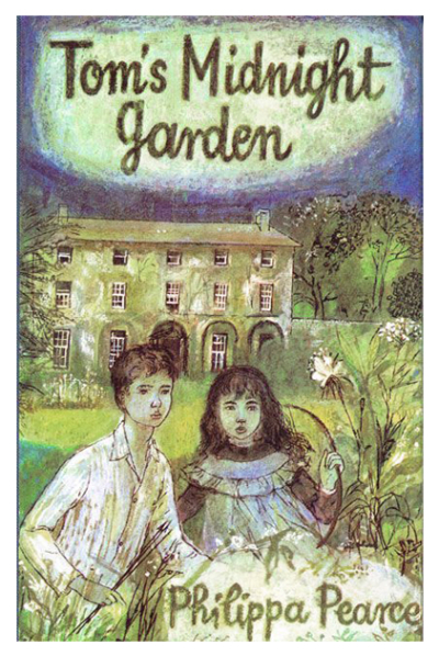 Tom's Midnight Garden cover illustration by Susan Einzig