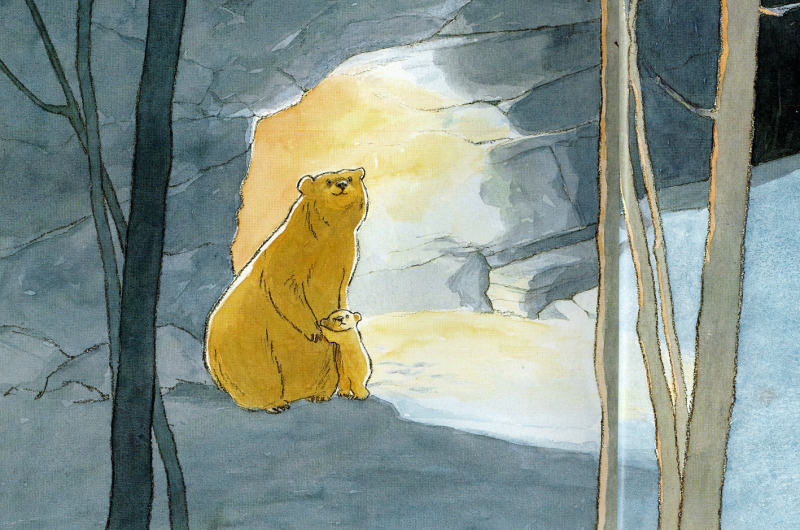 Can't You Sleep, Little Bear?illustrated by Barbara Firth