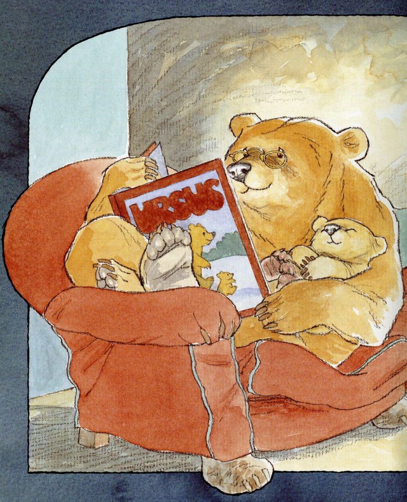 Can't You Sleep, Little Bear? illustrated by Barbara Firth