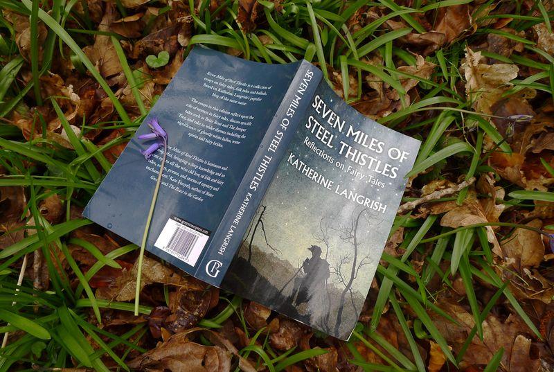 Seven Miles of Steel Thistles by Katherine Langrish