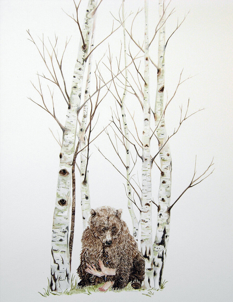 In Your Skin by Kristin Bjornerud