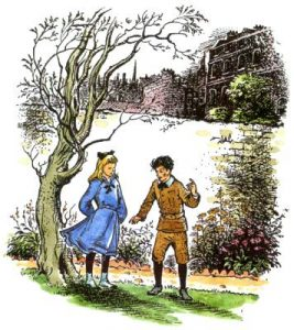 The Magician's Nephew illustrated by Pauline Baynes