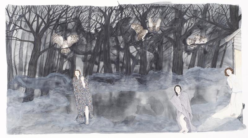 Caterwauling by Kristin Bjornerud