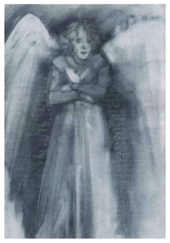 The Angel of Moving Safely Through the Darkness by Terri Windling