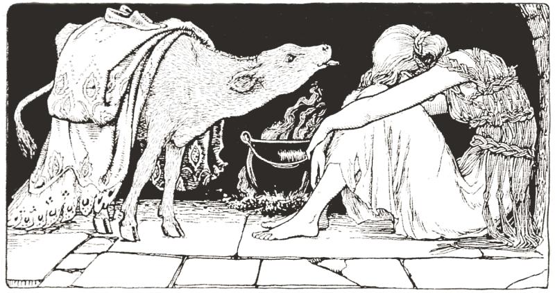 Rushen Coatie by John D Batten